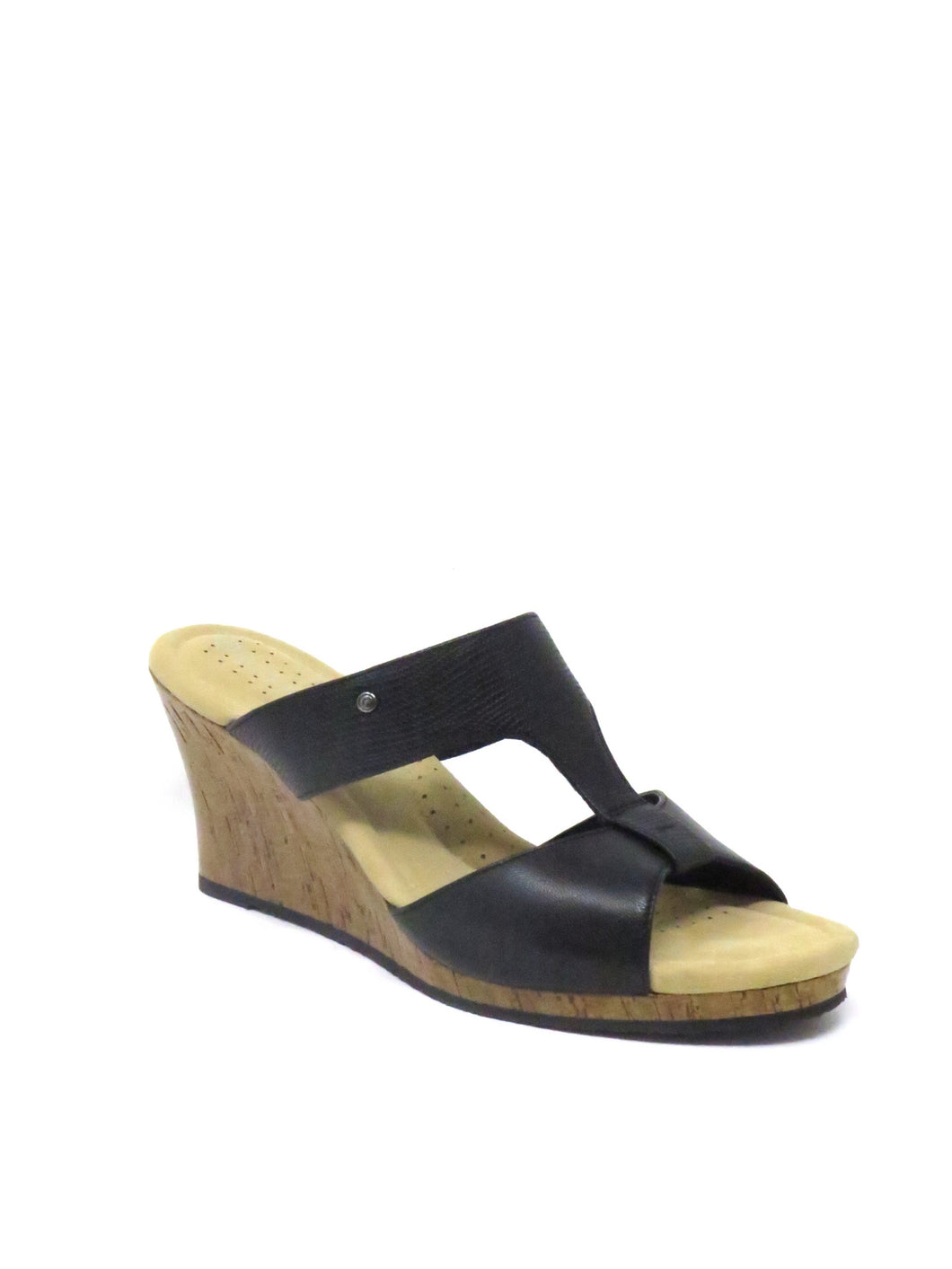 Rockport | K51501 | Emily New Slide Sandal | Black
