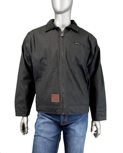 Outback Trading Company | 2142 | Jackhammer Jacket | Black/Brown