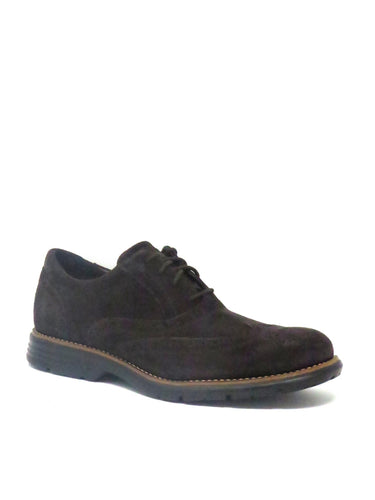 Rockport | V81756 | Total Motion Wingtip | Dark Bitter Chocolate