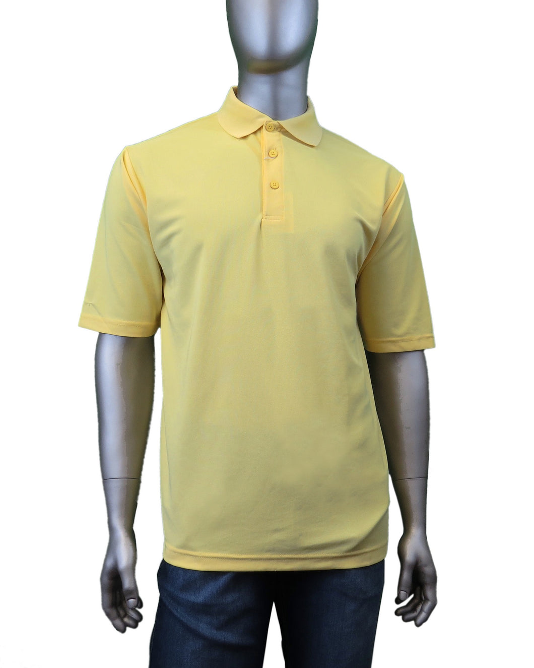 Wild River | ZIGF194 | Polo T-Shirt | Yellow