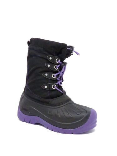 Kodiak Glo | 818646 | Cali Youth Winterboot | Purple