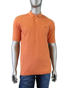 Nautica | K72018 | Polo T-Shirt | Orange