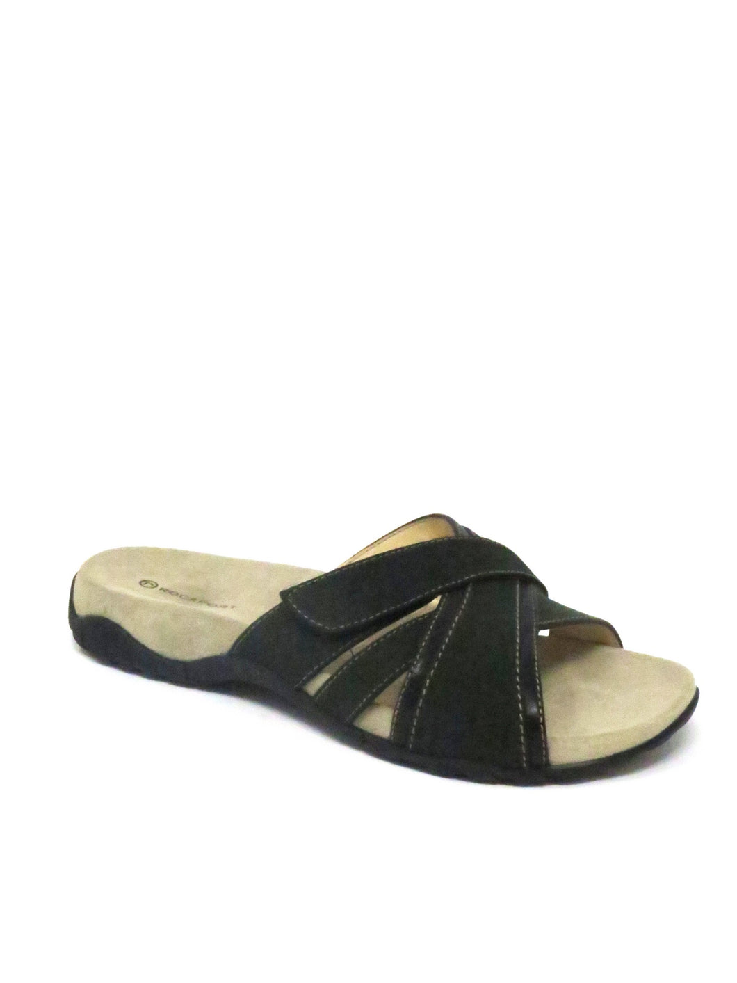 Rockport | K50974 | Gabrie Sandal | Black (Green)