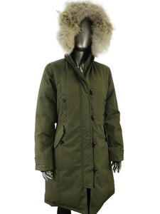 Canada Goose | 2506L | Kensington | Military Green
