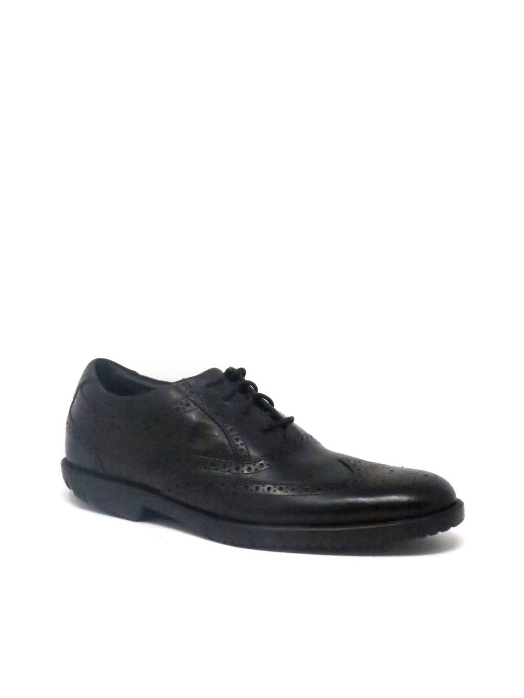 Rockport | K57953 | Dressports truWALK Wingtip | Black