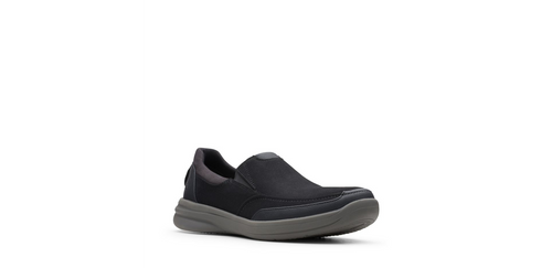Clarks | 26148970 | StepStrollEdge Black
