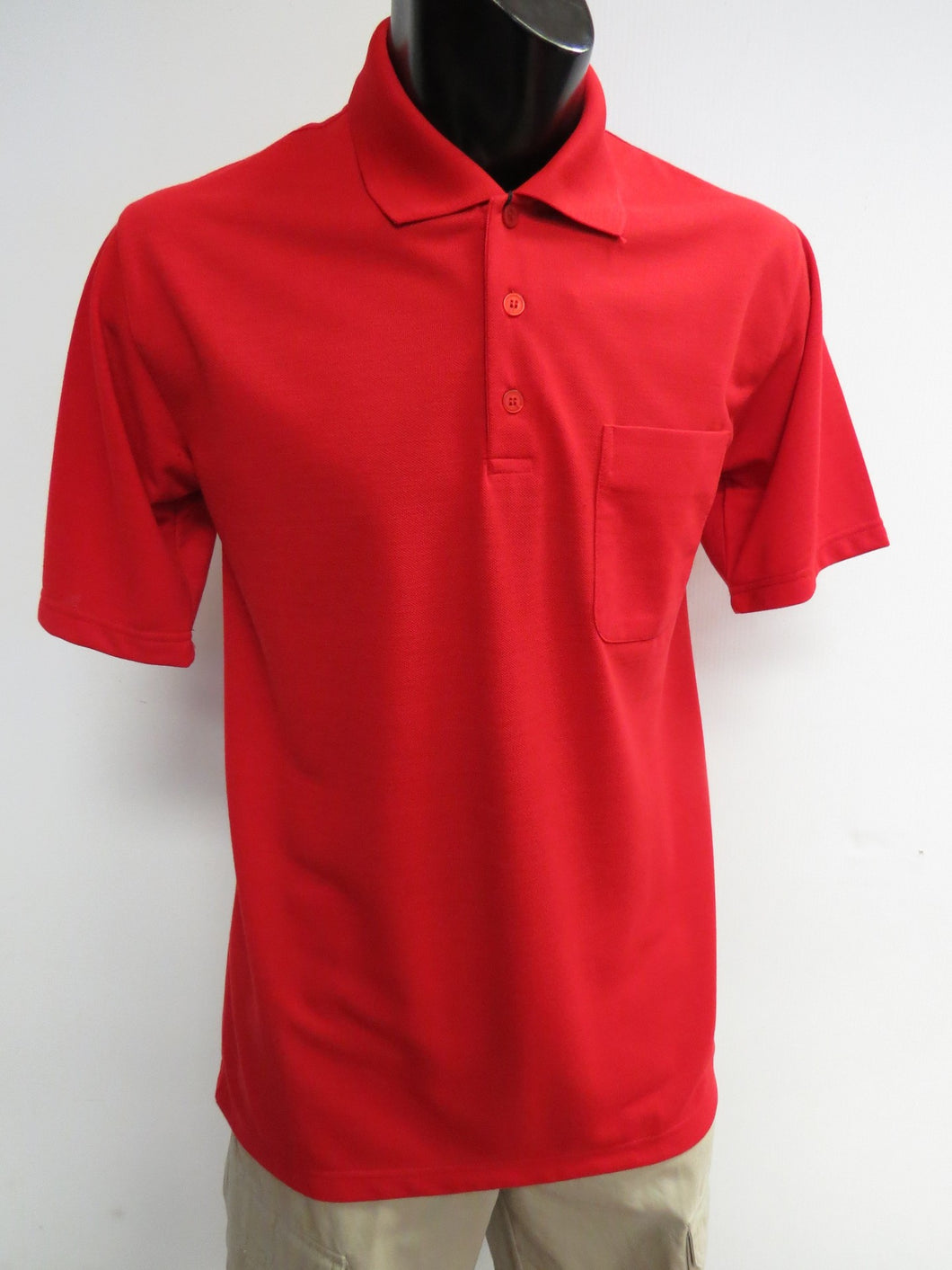 White Horse | BCT8004-6 | Polo | Red