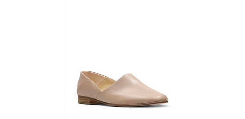 Clarks | 26132486 | Pure Tone Nude Leather
