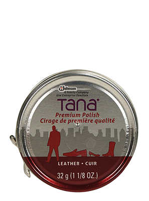 Tana | Premium Polish in Tin | Black