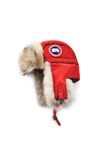 Canada Goose | 5187M | Aviator Hat | Red