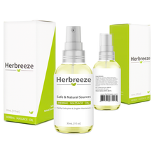 Load image into Gallery viewer, Herbreeze Herbal Oil | Deep Penetrating Formula
