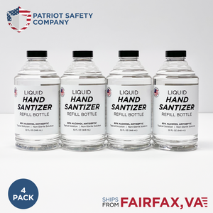 32oz Hand Sanitizer Refill - 4 Pack