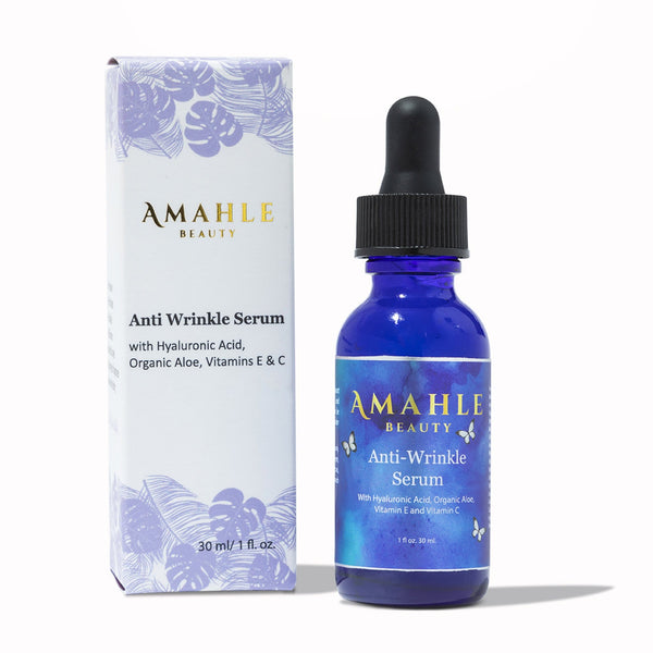 Hyaluronic Acid Anti-Wrinkle Serum | Vegan & Cruelty-Free