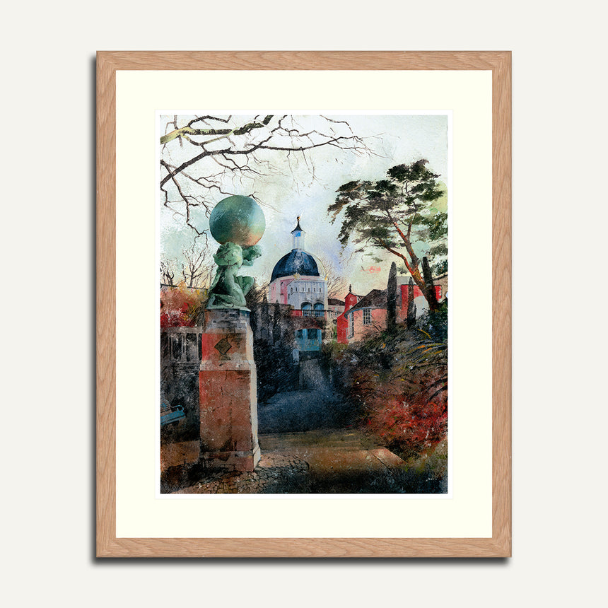 The Dome, Portmeirion.
