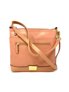 Peach Tignanello Shoulder Bag, M