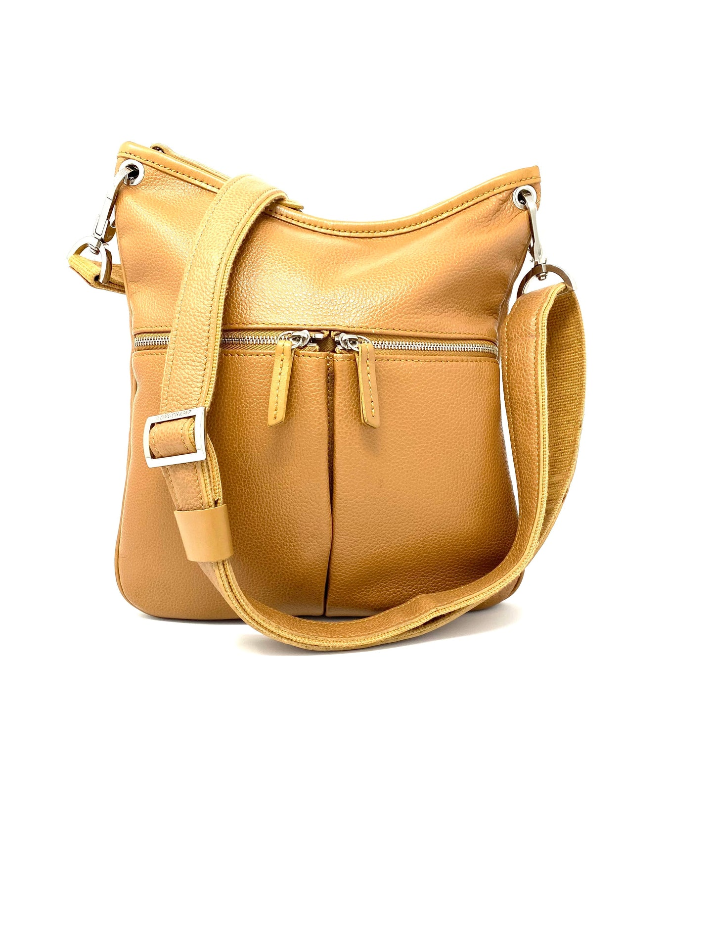 Butterscotch Longchamp Bag