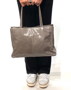 Grey Hobo Bag