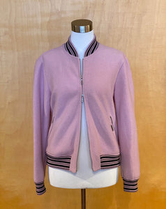 Light Pink Geiger Jacket, M