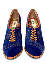 Load image into Gallery viewer, Royal Blue Miss L Fire Oxford, 6.5