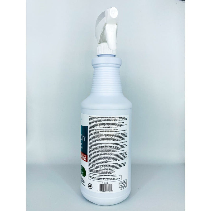 NEW MedPro Defense BioClean Disinfectant 950ml - Better Health Medical Shop