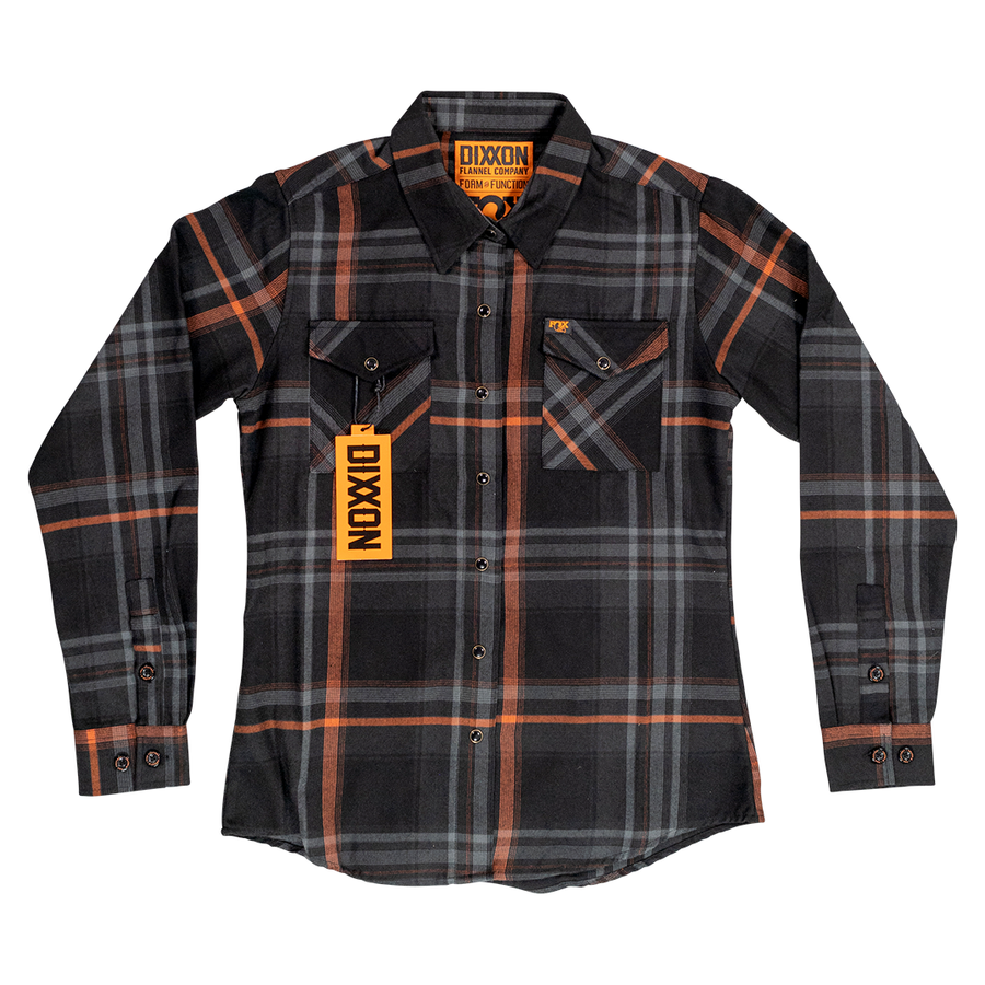 FOX x DIXXON Women's Limited Collaboration Flannel