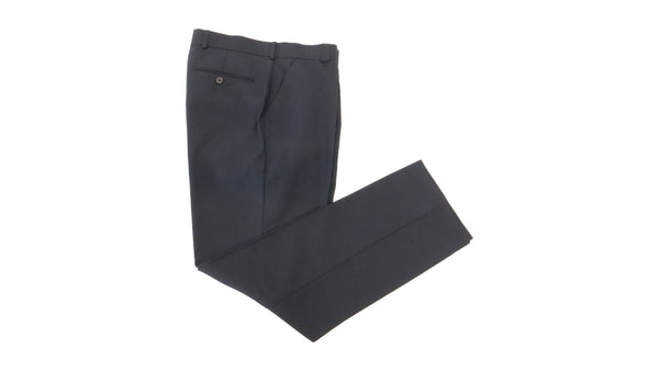 Boys 'Senior Regular Fit' Trousers NAVY