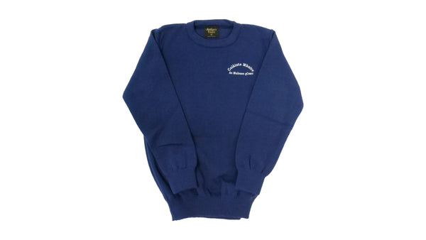 St Marys CBS Blue Jumper