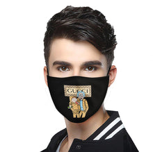Lade das Bild in den Galerie-Viewer, 2020 GUCCl RnM Mask (PM 2.5)