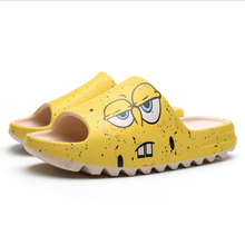 Load image into Gallery viewer, Summer Slipper SpongeBob
