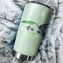 Load image into Gallery viewer, Stitch With Totoro Friends Tumbler - perfect gift Stainless Traveling Mugs