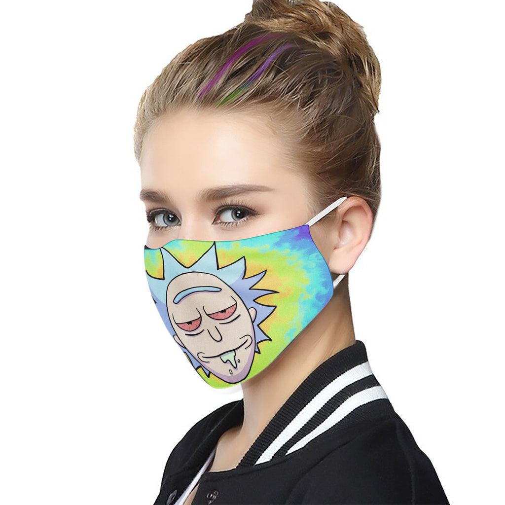 New 2020 RnM Mask (PM 2.5)