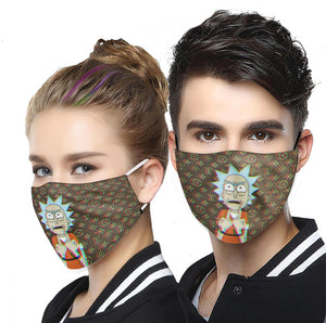 2020 L0UIS VUlT0N RnM Mask (PM 2.5)