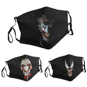Joker Hornor Mask (from 9.99$/pc)