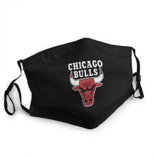Load image into Gallery viewer, Chicago Bulls N.B.A New Mask (PM 2.5)