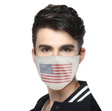 Load image into Gallery viewer, Overlander American Flag Mask (PM 2.5)