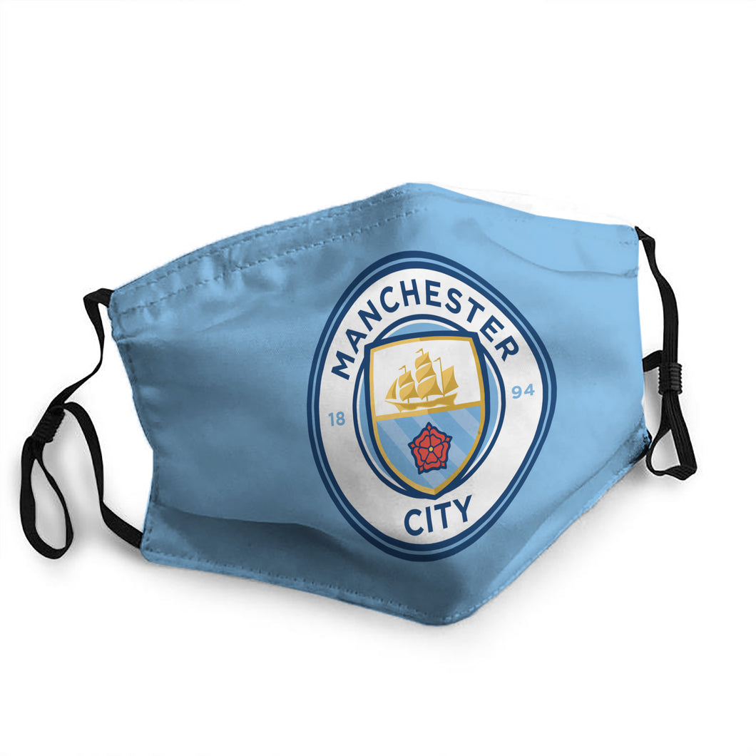 M.City F.C Mask (PM 2.5)