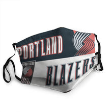 Load image into Gallery viewer, Portland Trail Blazers New Mask (PM 2.5)