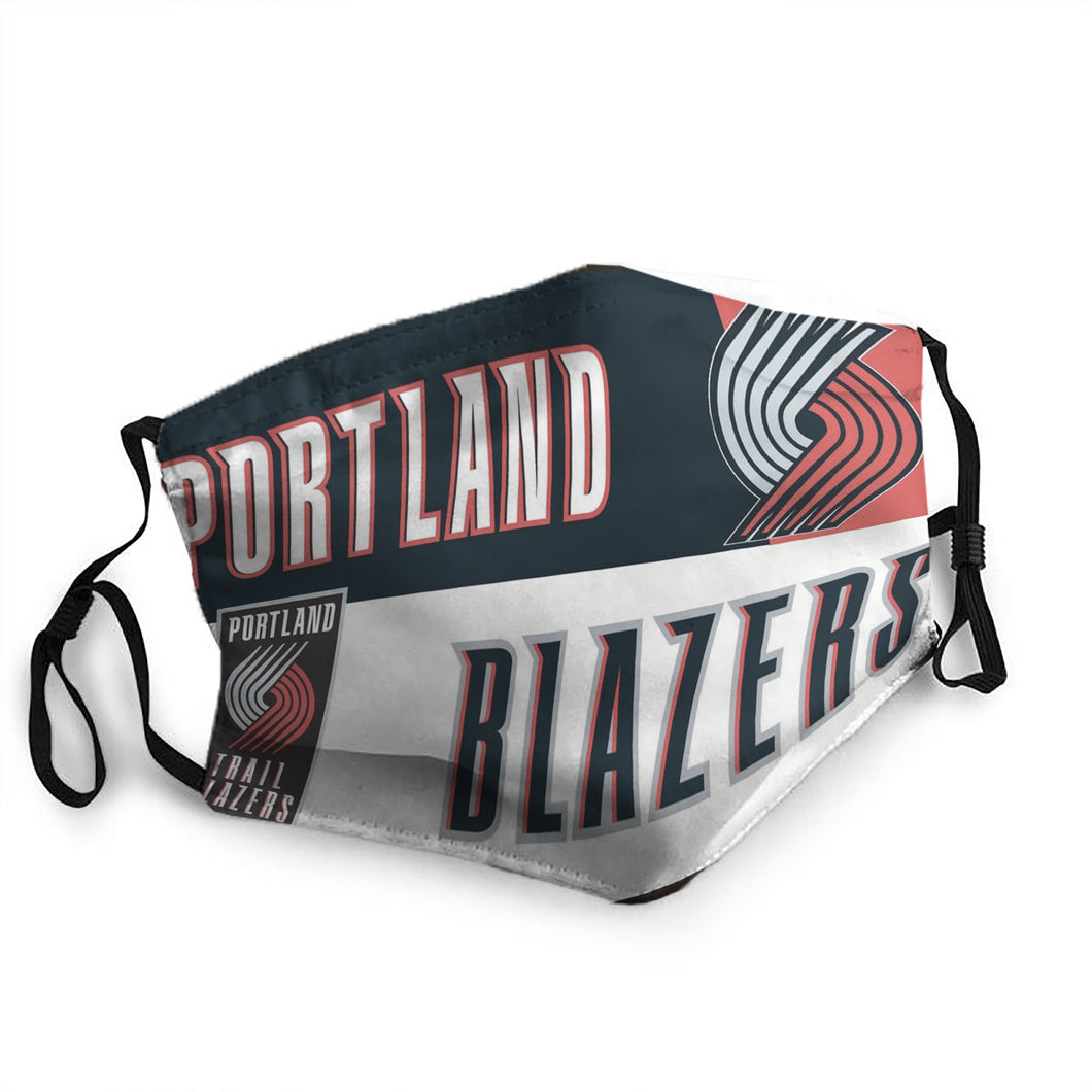 Portland Trail Blazers New Mask (PM 2.5)