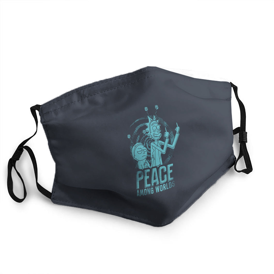 2020 Peace Among Worlds Mask (PM 2.5)