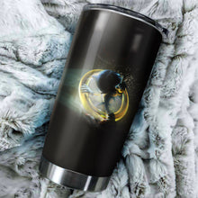 Load image into Gallery viewer, Sonic The Hedgehog Art Tumbler - Perfect Gift Stainless Traveling Mugs