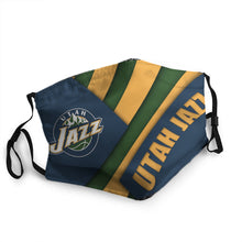 Load image into Gallery viewer, Utah Jazz N.B.A Cool Mask (PM 2.5)