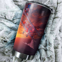 Load image into Gallery viewer, Sonic The Hedgehog Fly Tumbler - Perfect Gift Stainless Traveling Mugs
