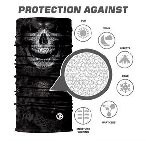 Hot Smile Skull Bandanas (from 12.99$/pc)