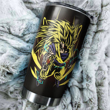 Load image into Gallery viewer, Goku Super Saiyan 3 Tumbler - perfect gift Stainless Traveling Mugs