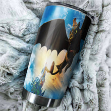 Load image into Gallery viewer, How To Train Your Dragon Dawn Tumbler - perfect gift Stainless Traveling Mugs