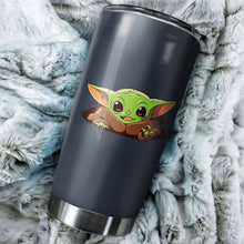 Load image into Gallery viewer, Adorable Baby Yoda Tumbler