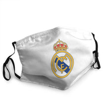 Load image into Gallery viewer, R.Madrid F.C Mask (PM 2.5)