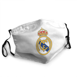 R.Madrid F.C Mask (PM 2.5)