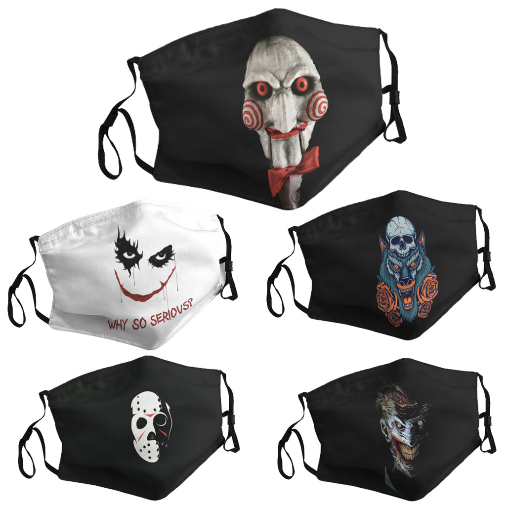 Jigsaw Hornor Mask (from 9.99$/pc)