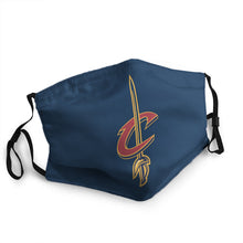 Load image into Gallery viewer, Cleveland Cavaliers N.B.A New Mask (PM 2.5)